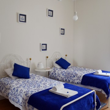 Portuguese sea - double room - Casa aOrta, Algarve