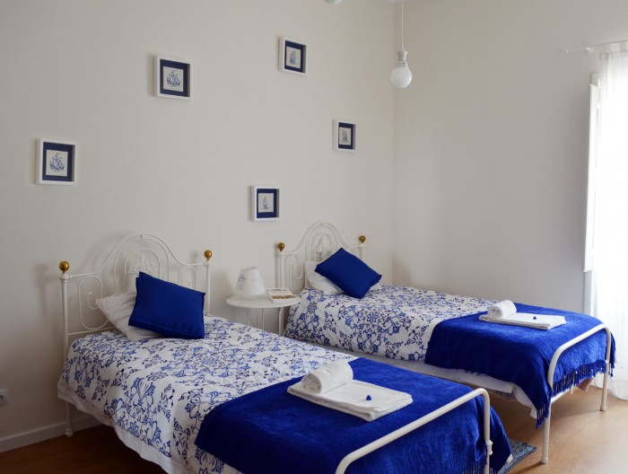 Portuguese sea - double room - Casa aOrta, Algarve