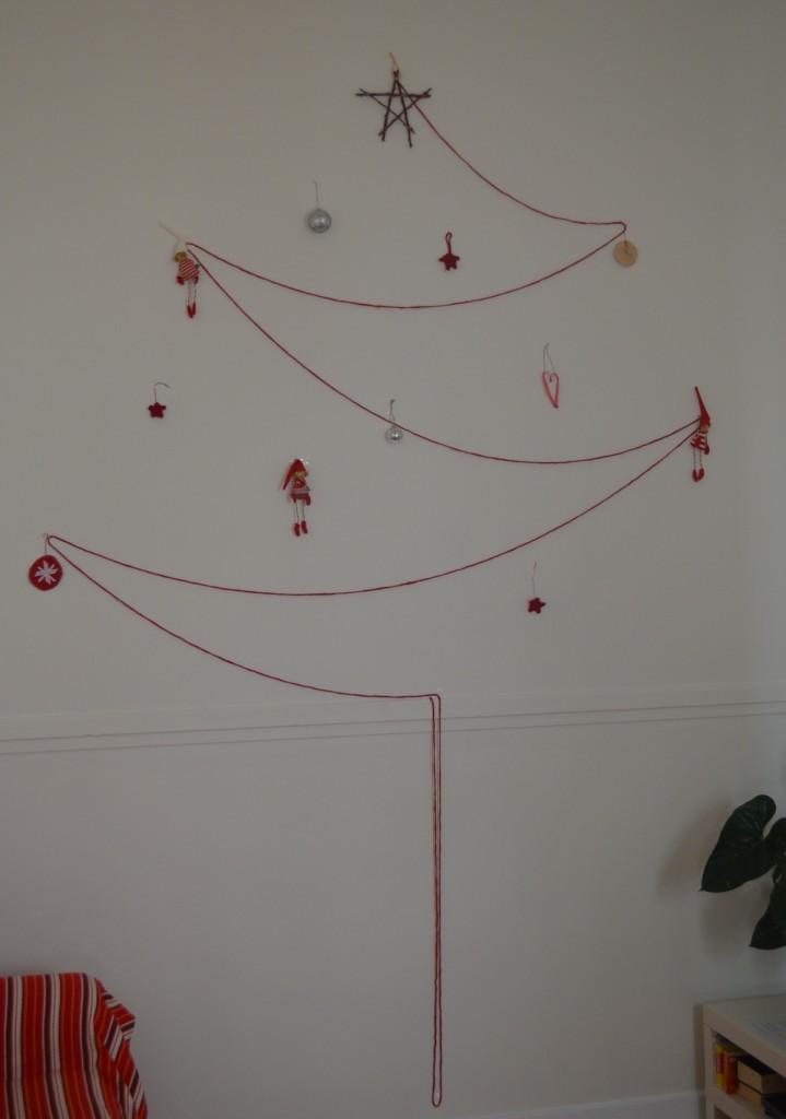 Casa aOrta's Christmas tree